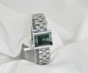 pre-owned-ladies-gucci-3600l-stainless-steel-wristwatch-w-box-papers-ex-4b9102d53c0bf9599aaabb4da7416f5a