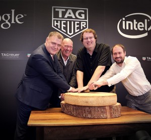 Tag Heuer Goes Smart