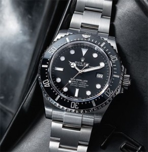 Rolex Dive Watches Are Individually Tested In Pressurized Tanks With Water
