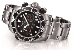 A Detailed Release: Certina DS Action Diver Watches