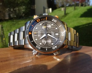 Chronograph Mido Multifort Calibre 60