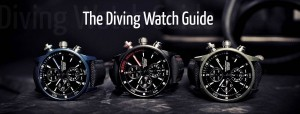 The Important Factors Of Making a Dive Watch A Dive Watch