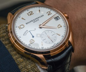 Reviewing Baume & Mercier Clifton 8-Day Power Reserve