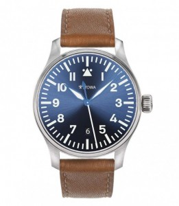 Previewing Stowa Flieger Blue Limited