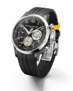 Baume & Mercier Capeland Shelby Cobra Limited Editions