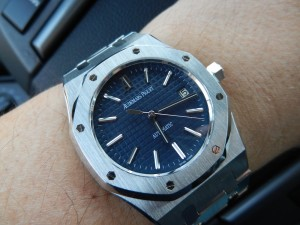 Audemars Piguet Royal Oak 5402B 'Jumbo'