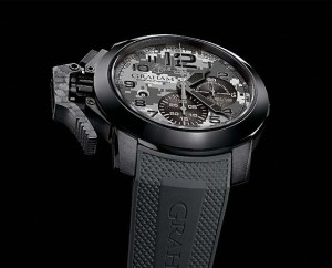 Graham Partners With Navy SEAL Foundation For Limited-Edition Watch