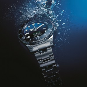 The Rolex Deepsea and 6 Other Extreme Dive Watches