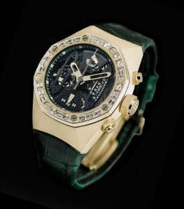 Limited Edition Watch Series:Audemars Piguet Royal Oak Concept Tourbillon Chronograph In Yellow Gold