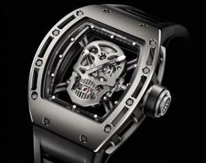 Show You The Richard Mille Tourbillon RM 052 Skull Watch