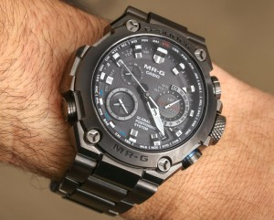 A Review Of Casio G-Shock MR-G MRGG1000B-1A Watch
