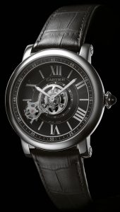 Limited Edition Watch Series:Cartier Astrotourbillon Carbon Crystal Watch