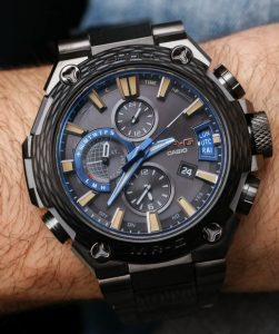 Hands-On With Casio G-Shock MR-G MRGG2000HT-1A Men's Watches
