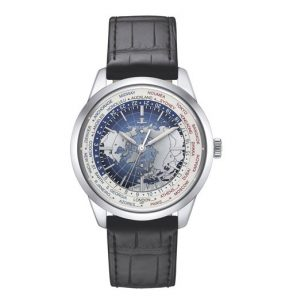 Geophysic Universal Time By Jaeger-LeCoultre