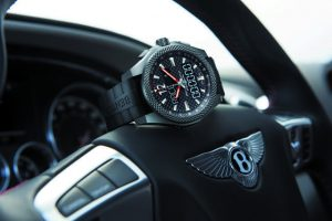 Hands-On With Breitling Bentley Supersports B55 Men's Watch