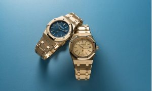 Presenting The New Audemars Piguet Royal Oak Extra Thin 'Jumbo' Wtih 18-Carat Yellow-Gold